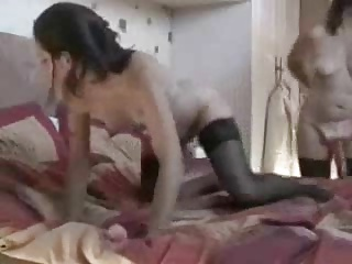 My bisexual wife carrying-on with pussy be advisable for her friend