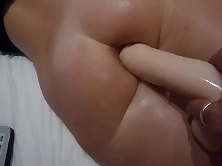 Big washed out toy in ass - Frances anal zeal 18