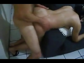 Cucky films his cute wifey acquiring pounded balls deep