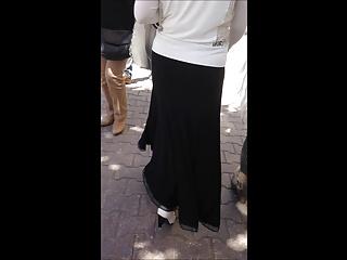 hijab milf great ass