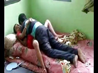 Real desi bhabhi fucked wide of her devar secretly at house