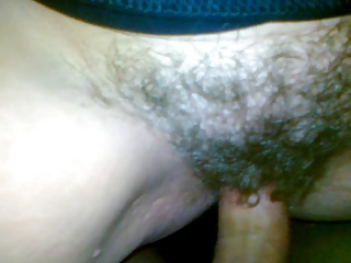Hairy.