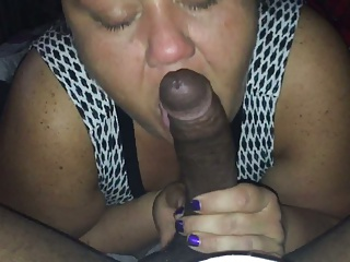 Bbw granny slave mouth fuck with an increment of clippers game