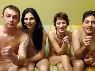 foursome sex games