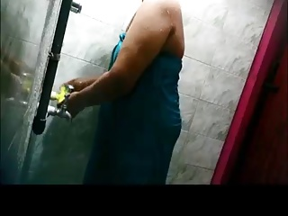 Desi Aunty Rancid on Hidden Cam- 3 Mallus