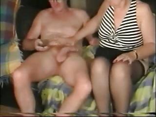 Amateur Older Couple Enjoying sex
