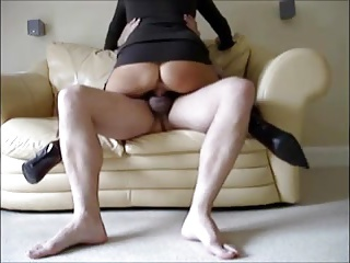 Naughty Milf Fucking around Fully Fashioned Nylons