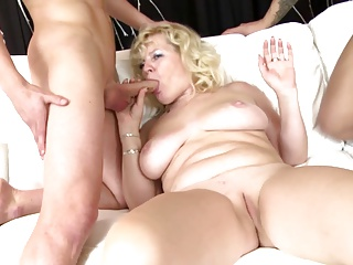 Hottest full-grown moms and MILFs swell up and fellow-feeling a amour young boys