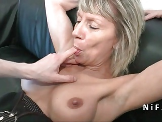 Squirt french mature fixed analized for her casting couch