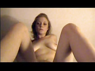 German amateur Daria mastrubating