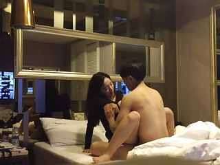 Incomparable Korean Girl Fucked in Hotel, Go out of business camera