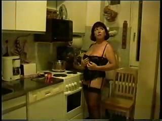wife in the larder
