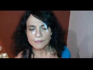 Dunkcrunk amateur facial compilation Episode 151