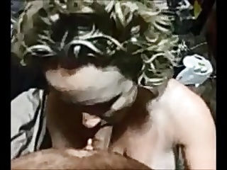 shy cheating comme ci weighty pov blowjob