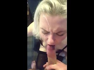 Cumshot Compilation #69 - Teen Amateur Blowjob Facial
