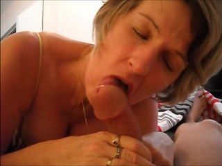 Mature MILF sex video