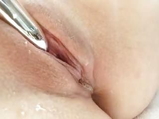 greek milf squirting