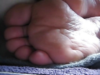 italian slepping feet and soles sheet