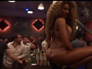 Anastasia Giousef 10 minutes crazy nuisance shaking