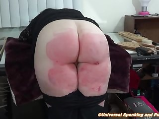 Dramatize expunge Paddle Does Her Good - (Spanking)