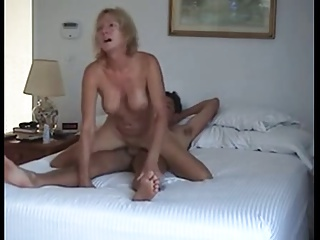 Mature couple showing the Secrets of a Happy Relationship