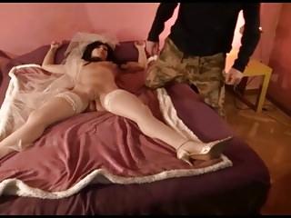 Krakenhot - Disregarded bride in a BDSM amateur x video