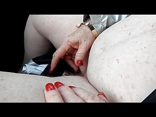 BBW Likes to Ride with an increment of Work It Away