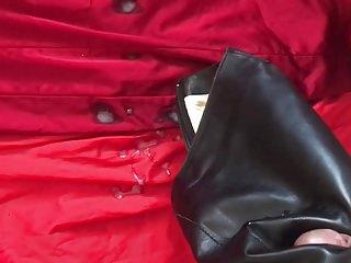 XXX dresses leather unladylike silklike tops bra cum loyalty 2