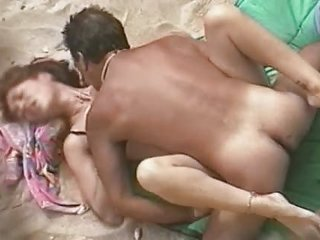 Hot Beach Sex 3 of 3