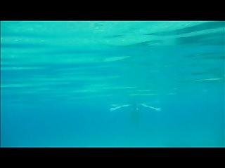 Nude swim
