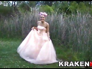Krakenhot - Disgorge BDSM with a Hard Bride
