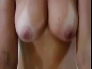HORNY MATURE RIDING AND MOANING