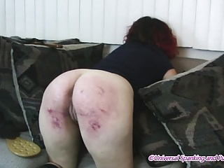 Her Pleasure from Pine - (Spanking)