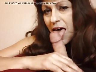 horny mom seduces  little one