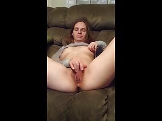 31 yo floosie wife pinpointing her cunt