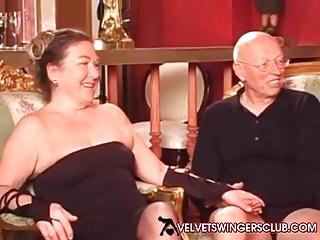 Velvet Swingers Flog gangbang Bday celebration party