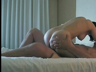 Peter and Lena surrounding a horny sex session surrounding a Hotel Part 1