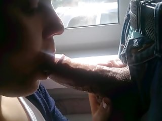 Has paid with the master blowjob