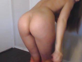 Nice girl's dancing