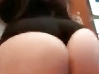 Arabian girl showing her hot figure