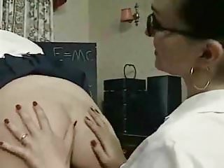 British Schoolgirls And Their Of a female lesbian Teacher