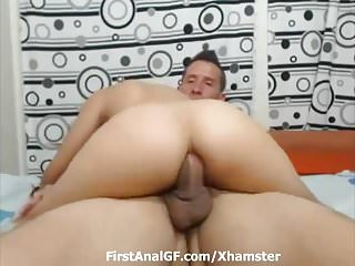 Big botheration bitch anal ride essentially all way essentially livecam