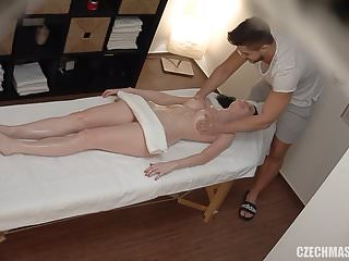 Czech Massage - Delay touching my pussy!