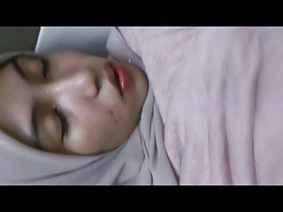 Ain Hijab Indonesian Girl