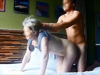 My tie the knot fucked in hostelry 5 on hidden cam
