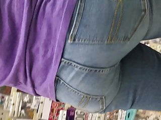 Milf Jam-packed with Jeans