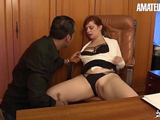 Clumsy EURO - Hot Triumvirate Yon BBC Be worthwhile for Her Birthday Day - Lola Soums