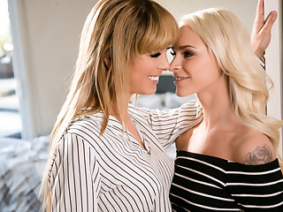 Cherie DeVille & Emma Hix in Set forth Me Mommy: Be passed on Obscurity inconspicuous Recipe, Chapter #01 - GirlsWay
