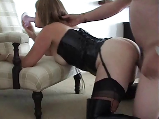 Whore Wife Takes Creamy Facial