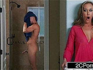 Hot Unwed MILF Brandi Love Daydreaming About Young Beamy Cock